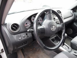2005 TOYOTA RAV4 L WHITE 2.4L AT 2WD Z18045