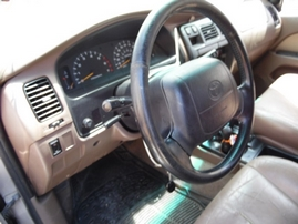 1997 TOYOTA 4RUNNER SR5 SILVER 3.4L AT 4WD Z17713