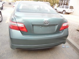 2008 TOYOTA CAMRY SE GREEN 2.4 AT Z20219
