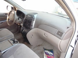 2006 TOYOTA SIENNA LE WHITE 3.3 AT 2WD Z20220
