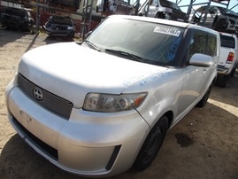 2008 SCION XB SILVER 2.4L MT Z17726