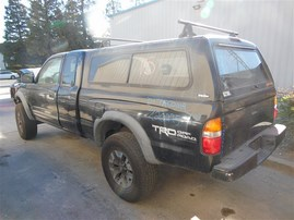 2001 TOYOTA TACOMA XTRA CAB SR5 PRERUNNER BLACK 3.4 AT 2WD TRD OFF ROAD