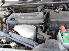 2002 TOYOTA CAMRY LE SILVER 2.4L AT Z18228