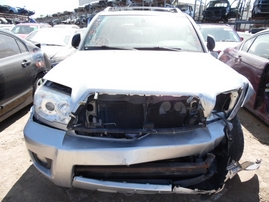 2006 TOYOTA 4RUNNER SR5 SILVER 4.0L AT 4WD Z17732