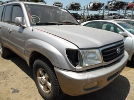 1998 TOYOTA LANDCRUISER TAN 4.7L AT 4WD Z18226