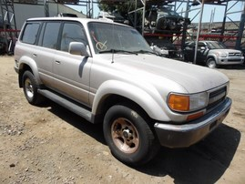 1994 TOYOTA LANDCRUISER GOLD 4WD 4.5 AT Z19606