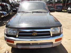 1997 TOYOTA 4RUNNER LIMITED BLACK 2WD 3.4 AT Z19607