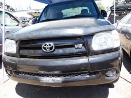 2005 TOYOTA TUNDRA LIMITED BLACK DOUBLE CAB 4.7L AT 4WD Z18256