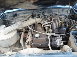 1996 TOYOTA LAND CRUISER GREEN 4.5L AT 4WD Z17755