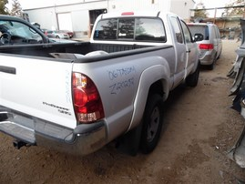 2006 TOYOTA TACOMA XTRA CAB SR5 PRERUNNER WHITE 2.7 AT 2WD Z20252