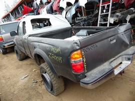 2001 TOYOTA TACOMA SR5 EXTRA CAB GRAY 3.4 AT 2WD PRERUNNER TRD OFF ROAD PKG Z20045