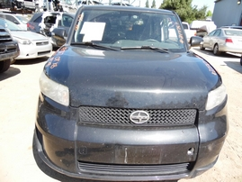 2009 SCION XB BLACK 2.4L AT Z17767