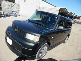 2005 SCION XB GREEN 1.5L MT Z17770