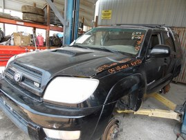 2005 TOYOTA 4RUNNER SR5 BLACK 4.7L AT 4WD Z18283