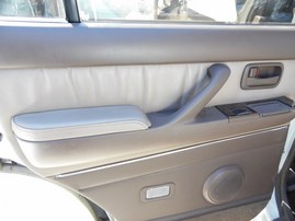1996 TOYOTA LAND CRUISER WHITE 4.5L AT 4WD Z17771