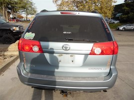2007 TOYOTA SIENNA LE BLUE 3.5 AT 2WD Z19846