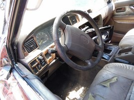 1995 TOYOTA LAND CRUISER GREEN 4.5L AT 4WD Z17777