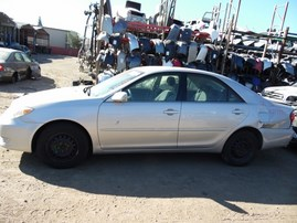 2005 TOYOTA CAMRY LE SILVER 2.4L AT Z17794