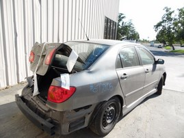 2004 TOYOTA COROLLA S GRAY 1.8L AT Z17805