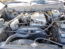 2002 TOYOTA 4RUNNER SR5 GRAY 3.4L AT 2WD Z17807