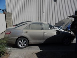 2007 TOYOTA CAMRY LE BEIGE 2.4L AT Z17814