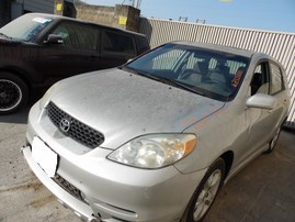 2003 TOYOTA MATRIX XR SILVER 1.8L AT Z17830
