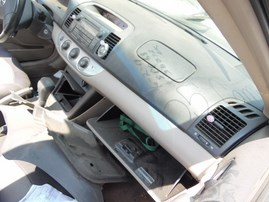 2005 TOYOTA CAMRY SE WHITE 3.3L AT Z17833
