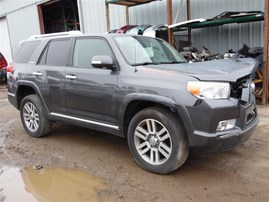 2011 4RUNNER LIMITED GRAY 4.0 AT 4WD Z19885