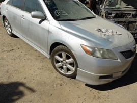 2007 TOYOTA CAMRY SE SILVER 3.5L AT Z18352