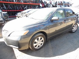 2007 TOYOTA CAMRY LE GRAY 2.4 AT Z19666