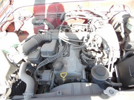 1995 TOYOTA TACOMA BURGUNDY XTRA CAB 2.4L AT 2WD Z17852