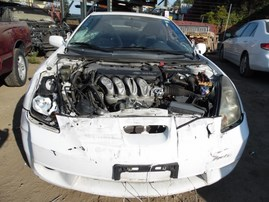 2000 TOYOTA CELICA GT-S WHITE 1.8L AT Z17857