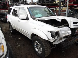 2006 TOYOTA SEQUOIA SR5 WHITE 4.7 AT 4WD Z21318