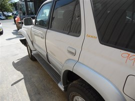 1999 TOYOTA 4RUNNER LIMITED SILVER 3.4 AT 4WD Z20113