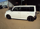 2005 SCION XB MODEL 5 DOOR 1.5L MT FWD COLOR WHITE STK Z13396