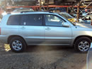 2004 TOYOTA HIGHLANDER STD MODEL 2.4L AT 2WD COLOR SILVER Z14644