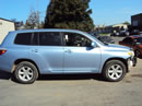 2008 TOYOTA HIGHLANDER STANDARD MODEL 3.5L V6 AT 4WD COLOR BLUE Z14668
