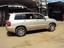 2001 TOYOTA HIGHLANDER LIMITED MODEL 3.0L V6 AT AWD COLOR GOLD Z14682