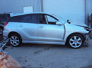 2004 TOYOTA MATRIX XRS MODEL 1.8L MT 6 SPEED COLOR  SILVER STK Z13442