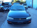 1994 TOYOTA CAMRY 4 DOOR SEDAN XLE MODEL 2.2L AT FWD COLOR GREEN Z13527