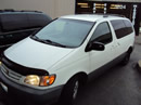 2002 TOYOTA SIENNA VAN V6 AUTO, MISSING NOTHING, RUNS AND DRIVES PERFECT STK: 10072