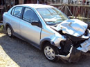 2001 TOYOTA ECHO , 4CYL. MANUAL TRANSMISSION, COLOR SILVER, STK # Z10104