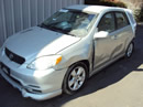 2004 TOYOTA MATRIX 4CYL, AUTOMATIC TRANSMISSION, STK # Z11156