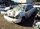 2000 TOYOTA ECHO 2DR STD MODEL 1.5L MT FWD COLOR WHITE STK Z12218