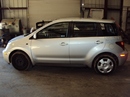 2005 TOYOTA SCION XA MODEL STANDARD 4 DOOR HATCHBACK 1.5L AT FWD COLOR SILVER STK Z12358