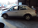 2000 TOYOTA ECHO 4 DOOR SEDAN 1.5L MT FWD COLOR SILVER STK Z13361