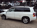 2007 TOYOTA HIGHLANDER, 3.3L,AUTO, LIMITED, 4WD, COLOR WHITE, STK Z14798