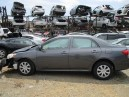 2009 TOYOTA COROLLA LE GRAY 1.8L AT Z16310