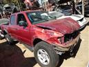 2004 TOYOTA TACOMA CREW CAB SR5 PRERUNNER RED 3.4 AT 2WD Z20158