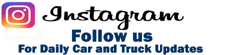 follow us on instagram for daily car and truck updates